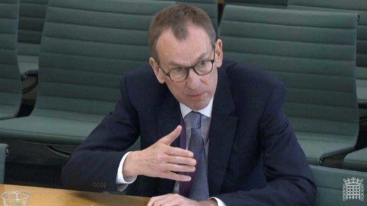 UK Treasury's Permanent Secretary Tom Scholar - Over 100 Treasury cell phones wiped clean due to wrongly entered PIN