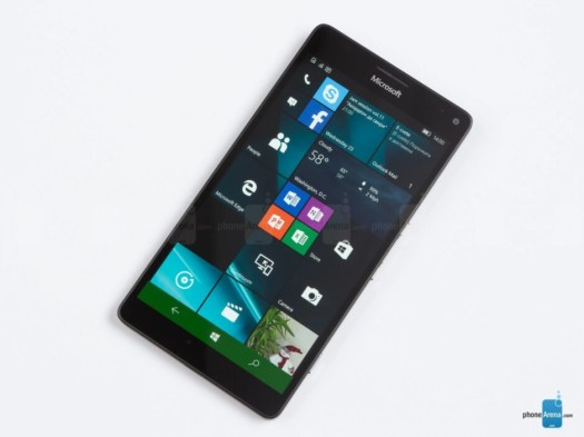 The Nokia Lumia 950 XL, released in late 2015 - Remembering Windows Phone and Nokia Lumia – the good and the bad