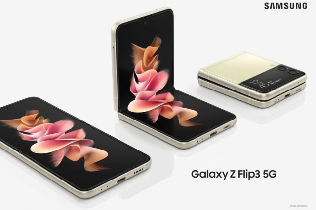 Samsung Galaxy Z Flip 3 5G announced: here to play with the big boys