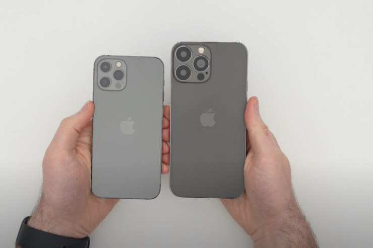 iPhone 13 Pro dummy unit - Apple's iPhone 13 5G and Watch Series 7 announcement event is officially set for September 14