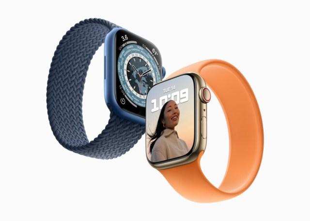 Apple Watch Series 7 - Best Apple Watch Series 7 pre-order deals