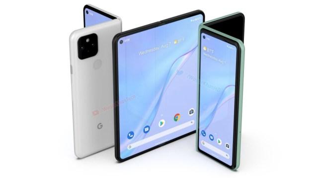 Google Pixel Fold concept render - Will the Google Pixel Fold usher in a folding phone renaissance?