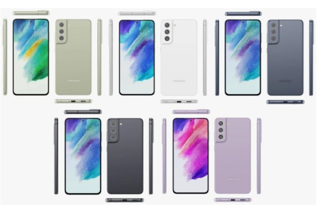 The S21 FE is not exactly the tech world's best kept secret - Another reliable source joins 'team January' for Samsung's Galaxy S21 FE 5G launch