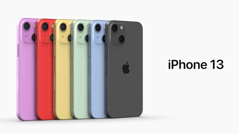 iphone 13 colors