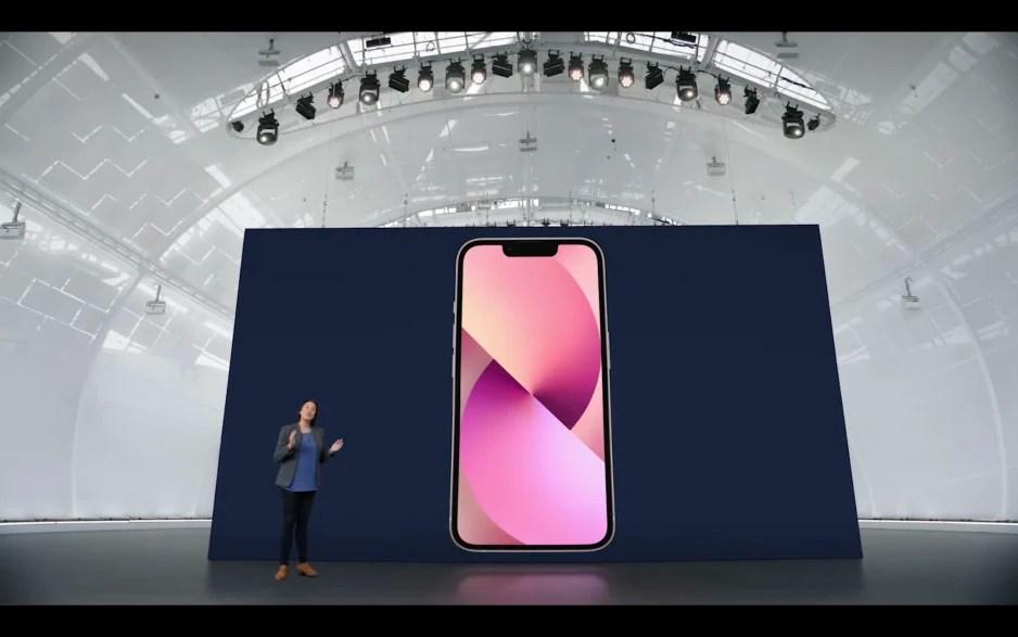 iphone 13 announcement