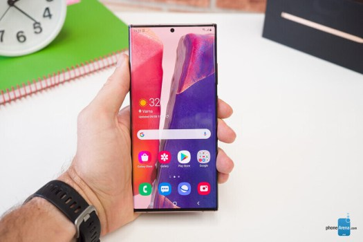 The Galaxy Note 20 Ultra could be the last Note we see for a while