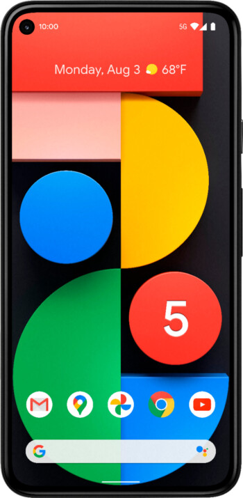 Apple Iphone 12 Mini Vs Google Pixel 5 Visual Phone Size Compare Phonearena