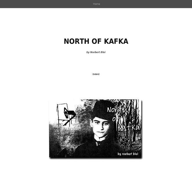 North of Kafka