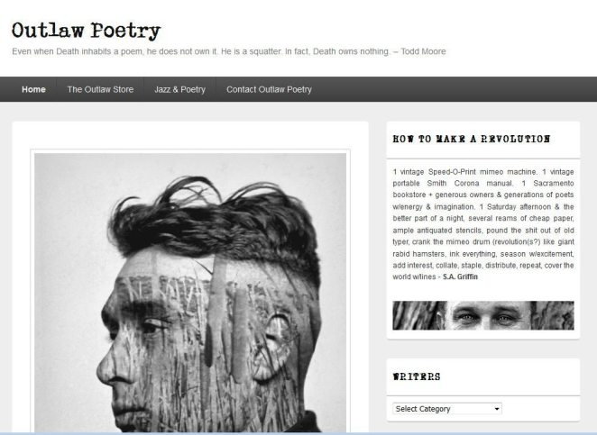 Outlaw Poetry