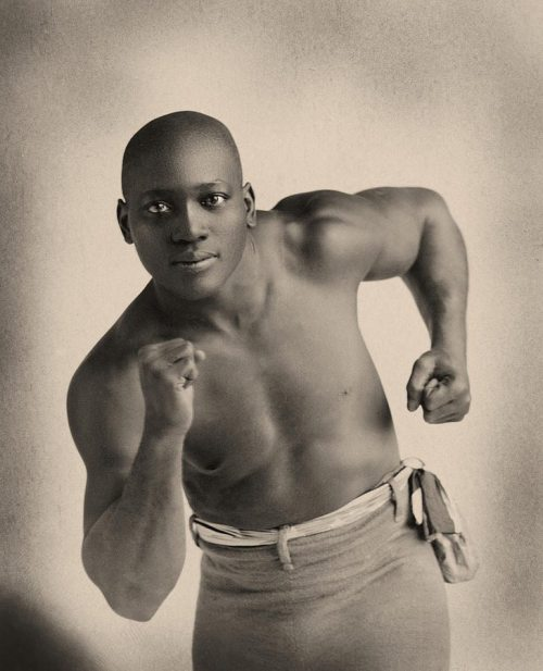 portrait-of-boxer-jack-johnson-american-school