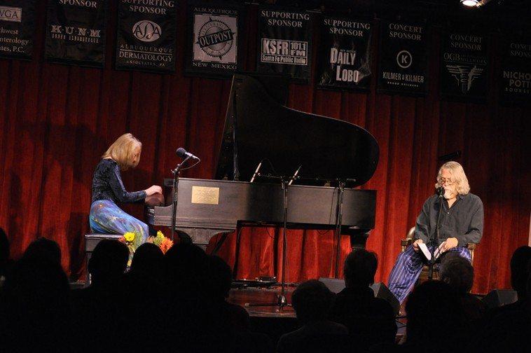 Kazzrie Jaxen & Mark Weber -------  October 21, 2o10 -------- photo by Jim Gale