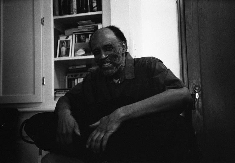 The Philosopher -- Daniel Carter -- August 20, 2o14 -- photo by Mark Weber