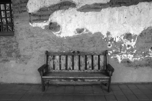 old-bench
