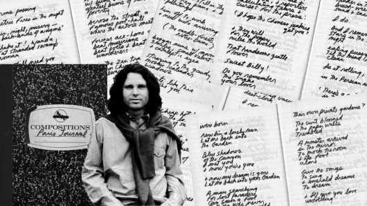 jim-morrison-poetry-paris-journal-notes