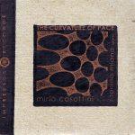 Mirio Cosottini & Tonino Miano   The Curvature Of Pace ; cover