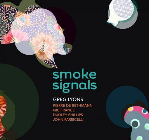 Greg Lyons |  SMOKE SIGNALS  | LONDON 2009