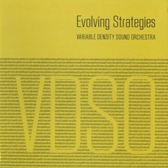 Variable Density Sound Orchestra | Evolving Strategies | Not Two Records | click the cover for more...