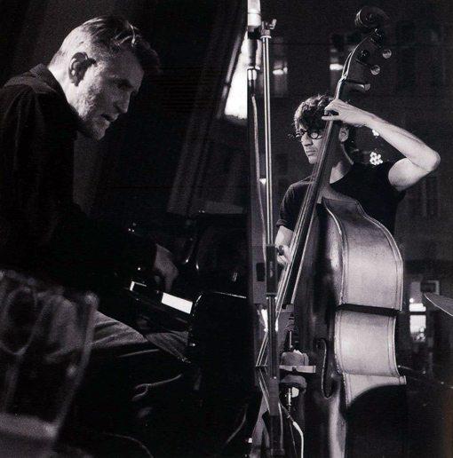 Alexander von Schlippenbach & Clayton Thomas | Photo by Viola Förster v.d. Lühe