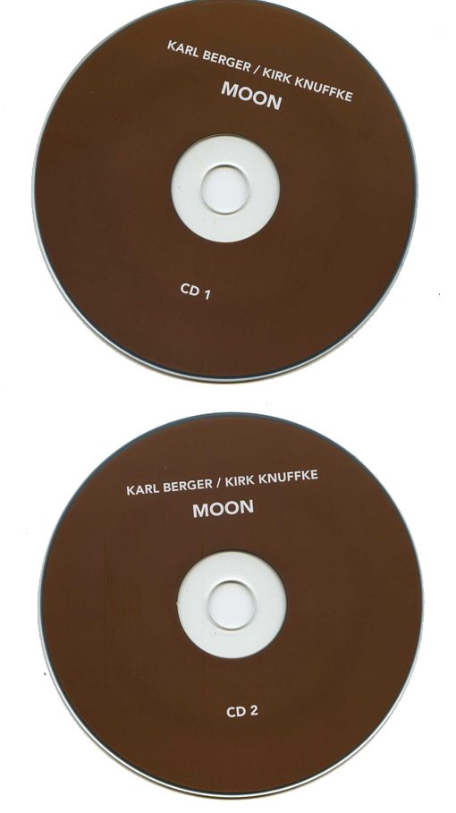 Karl Berger | Kirk Knuffke | Moon | No Business Records