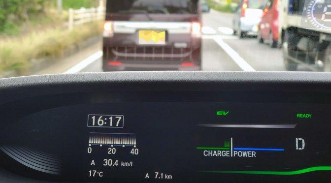 6AA-RP5 ステップワゴン 好燃費記録