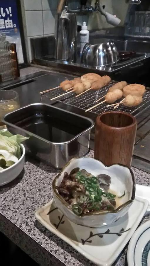 新大阪お好み焼き串カツ秀月