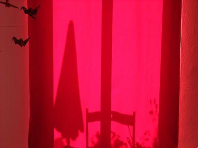 Vorhang, Schattenspiele