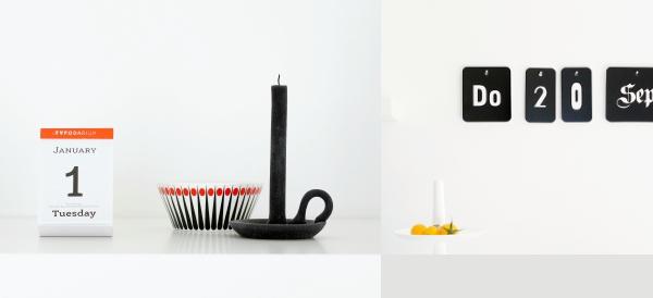 La mesa, Sabine Wittig