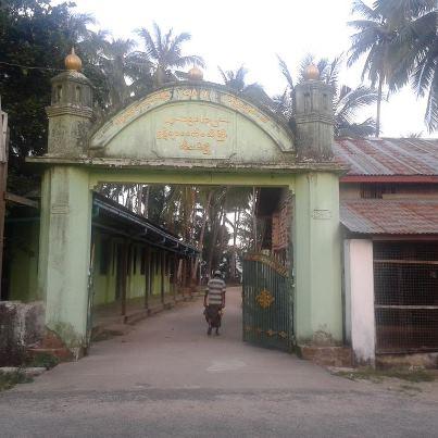 masjid from Bee Linn