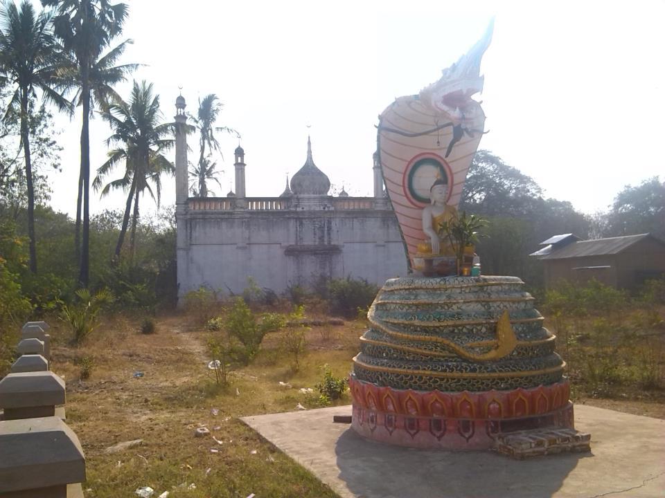 Kan Gyee Masjid