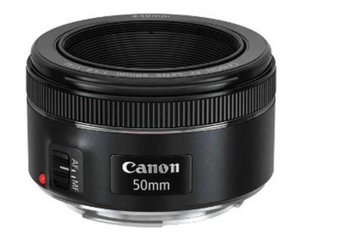 Canon 50mm/1,8 STM