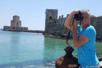 Griechenland, Wandern und Sightseeing