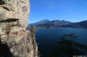 Vier Tage Gardasee im späten Herbst