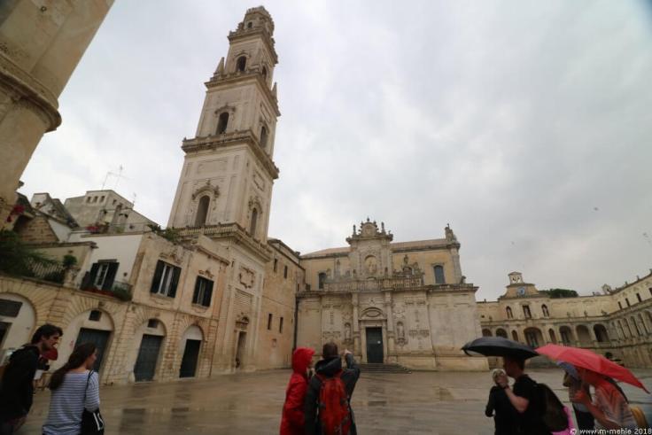 Cattedrale di Santa Maria Assunta an der Piazza Duomo in Lecce