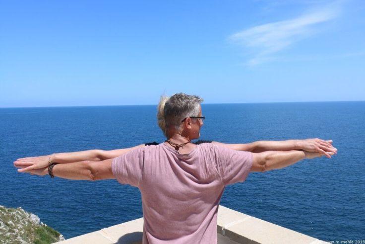 Am Faro di Punta Palascìa
