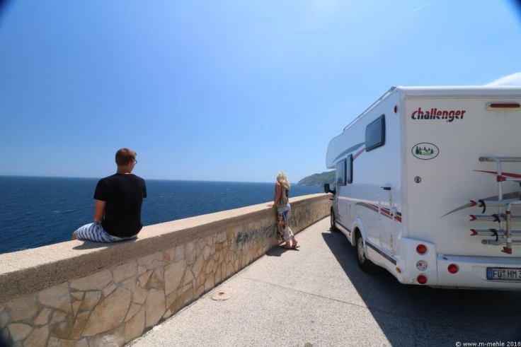 Süditalien , unterwegs an der Küste des Salento