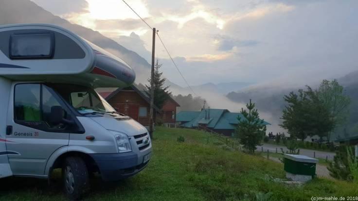 Rafting Camp Tara, Montenegro