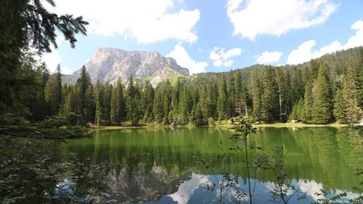 Zminje Jezero (Schlangensee), Montenegro