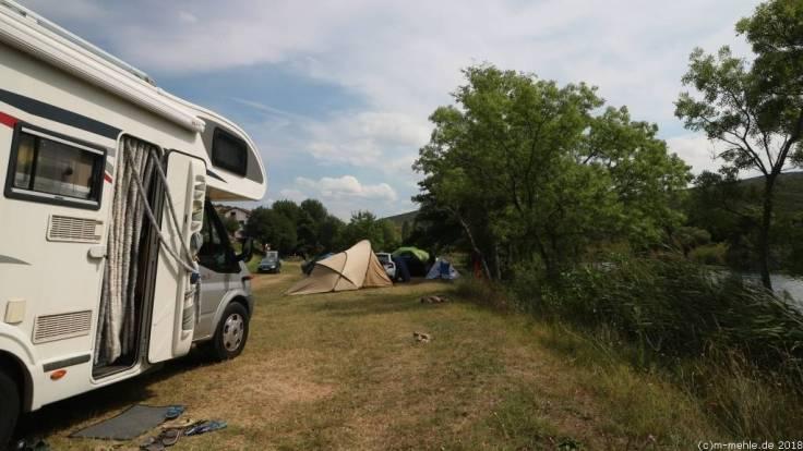 Camping Zrmanja, Kroatien
