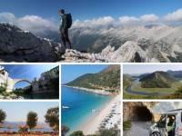 Abenteuer Balkan, vier Wochen unterwegs in fünf Ländern  – Woche eins unserer Balkanreise