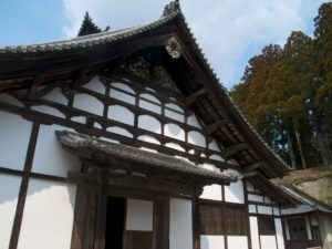 瑞巌寺の庫裡