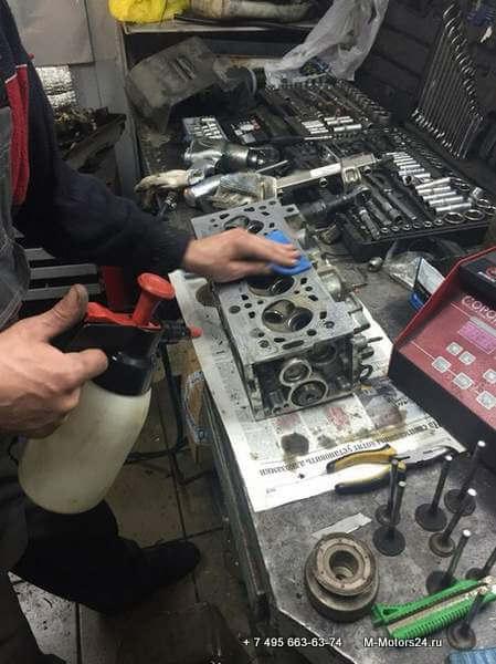 2-ремонтируем пежо 307