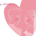 結婚報告ハガキは無料素材や写真フレームを使っておしゃれに簡単に!いつ誰に出す?