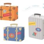海外旅行のスーツケースの選び方、大きさと重さは?