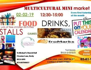Multicultural Mini Market