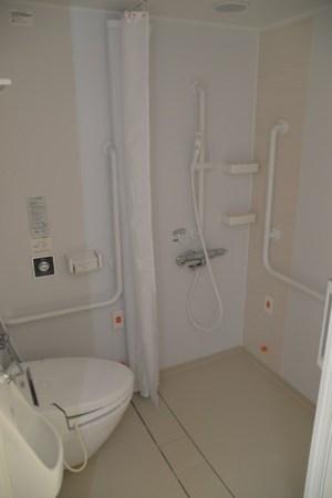 脳卒中センター1床室(室内)