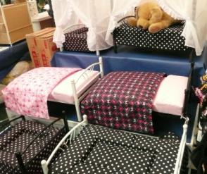 イヌの高級ベッド