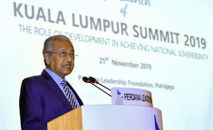 Image result for kuala lumpur summit 2019""