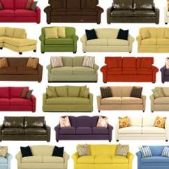 Leather And Fabric Sofa In Same Room Foldable Bed Singapore Choosing Between Couches - M-wall