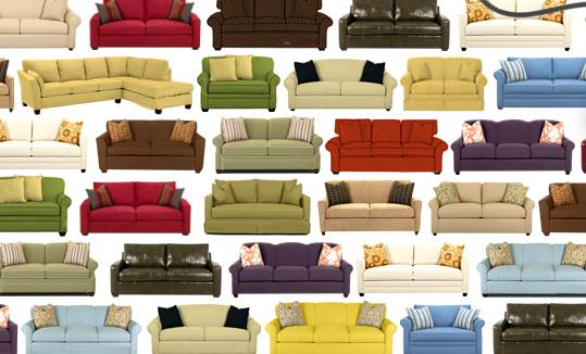 clean sofa fabric harga bed inoac no 1 choosing between leather and couches - m-wall