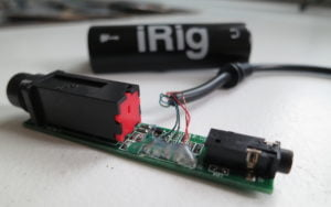 iRig - prosty interfejs audio